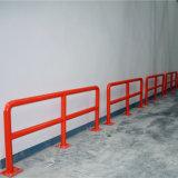 Barriera per la cremagliera del pallet