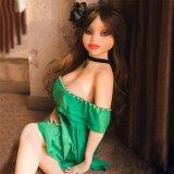 Klein Doll 118cm van het Geslacht van het Silicone van de Borst Doll van de Liefde voor Mensen