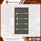 Алюминиевая дверь/передние конструкции двери дома/индийская дверь конструируют двойные двери