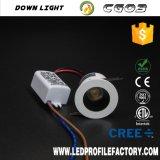 12 o diodo emissor de luz Downlight da suspensão Cardan do sensor de movimento do diodo emissor de luz Downlight 2X26W da polegada SMD acima e ilumina-se para baixo
