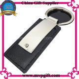 Kundenspezifisches ledernes Keychain für Schlüsselring-Sitz