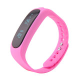 IP57 Waterproof o Wristband esperto E02 do bracelete do esporte