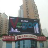 Pantalla de visualización de alta resolución al aire libre de LED del vídeo P10