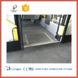 Rampa manual del sillón de ruedas para el omnibus (FMWR-1A)