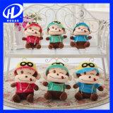 os brinquedos macios do brinquedo Cuddly bonito de 25cm encheram presentes dos miúdos da boneca do gato do luxuoso