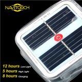 야영 LED 태양 야영 손전등을%s 태양 손전등