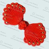 Tasto fatto a mano speciale, tasto cinese per vestiti/indumento - tasto di camicia della Cina, nodo cinese Butotn
