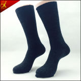 Männerbrown-Socke für Busniess Mann-Abnützung