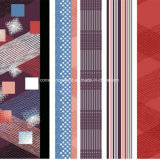 la cornice di arte 100%Polyester Pigment&Disperse ha stampato il tessuto per l'insieme dell'assestamento