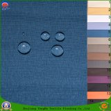 Textilgewebe-gesponnenes Polyester-wasserdichtes Franc-überzogenes Stromausfall-Vorhang-Gewebe für gebrauchsfertigen Vorhang