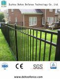 Загородка сада Rust-Proof нанесённого цинка стальная с высоким качеством