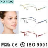 Titanio ottico Eyewear del blocco per grafici di Eyewear di alta qualità di Zhicheng