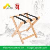 Het houten Rek van de Bagage met 3 Riemen (AWLR100)