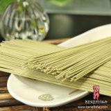 Tassyaは緑茶のヌードルによって乾燥されたヌードルを乾燥した