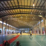 Здание Prefab крытой баскетбольной площадки стальное с низкой стоимостью