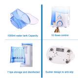 Eléctrico ULTRAVIOLETA de Flosser del agua de la esterilización funcionado
