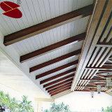 Украшение прямой связи с розничной торговлей фабрики крытое нутряное алюминиевого потолка прокладки