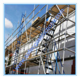 Échafaudage de construction qualifié sécurisé Ce