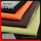 100% Coton Coton Tissu 235GSM 21 * 16 128 * 60