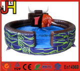 Rodeo meccanico gonfiabile Bull da vendere, stimolatore del Bull del rodeo