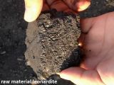 Ácido Humic Humate 80% da alta qualidade do fertilizante orgânico (powder&flake)