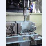 プラスチック部品の注入型の型および鋳造物