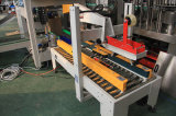 Machine van de Verpakking van het karton de Doos Verpakte voor de Lopende band van de Drank