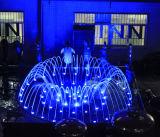 Fuente de agua al aire libre del baile de la música del uso del jardín de la fuente de agua de la venta caliente