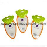 com GV saco Shaped especial aprovado do empacotamento plástico do produto comestível