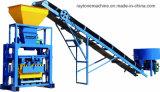 Qt40-1手動セメントの機械を作る具体的な煉瓦ブロック