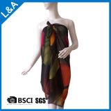Gedruckte Polyester-Georgette-Schals für Women