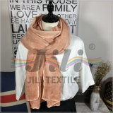 шарф Hijab типа масла отсчета пряжи масленицы 80s покрашенный мытьем ретро с мягким Handfeel