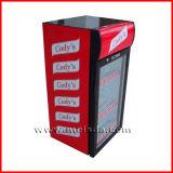 Refrigerador do indicador das soluções da cerveja da bebida da energia