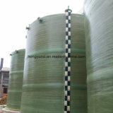 さまざまな酸のためのガラス繊維/FRPの貯蔵タンク