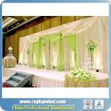 結婚式の装飾のカーテンデザイン管はキットの携帯用管をおおい、使用料をおおい、