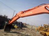 Excavadora de ruedas Hitachi Ex160wd de segunda mano