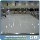 Zwart-wit Triplex Dance Floor Dance Floor voor Huwelijk