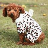 Vestiti della flanella dell'animale domestico del vestito di inverno del cane