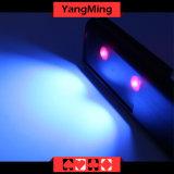 De Pook van het Casino van Macao wijdde Licht van de Scanner van de Spaander van de Pook van de Detector van het UVLicht het Vervalste Handige UV ym-Ce01