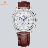 Automatische Chronograaf Watch72157 van het Horloge van Wirst van de Mensen van het Roestvrij staal van de diamant de Lichtgevende
