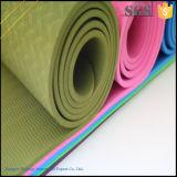 TPE-Yoga-Matte druckte vom chinesischen Lieferanten