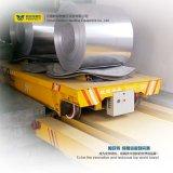 Fornecedor motorizado do carro de trilho da carga transferência pesada