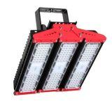 2017 새로운 조정가능한 모듈 고성능 100W 120W 150W 200W 250W 300W 350W LED 갱도 빛은 보장 5 년을%s 가진 주물 90-305V를 정지한다