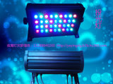 36*3W 세척 LED 단계 빛