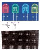 Индикация текста экрана модуля белизны P10 СИД напольного DIP одиночная