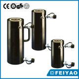 20 طن واحد بالوكالة الألومنيوم الهيدروليكية النفط اسطوانة جاك مع خفيفة الوزن