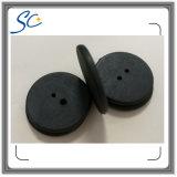 Tag da lavanderia do diâmetro 22mm Icode Sli RFID de 13.56MHz ISO15693