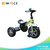 Triciclo do bebê do frame de aço da alta qualidade