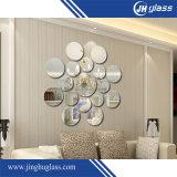 5mm de Decoratieve Spiegel van de Werktijd voor Badkamers