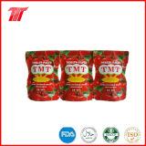 Tipo 28-30% Brix da Pasta-Vego do tomate do saquinho